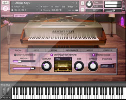Alicia keys virtual synth